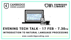Free Tech Talk – An Introduction to Natural Language Processing