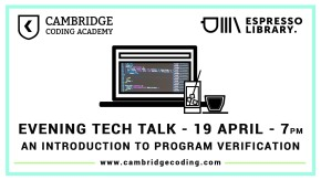Free Tech Talk – An Introduction to Program Verification